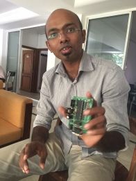 Dr. Tej Pochiraju: Technical Advisor